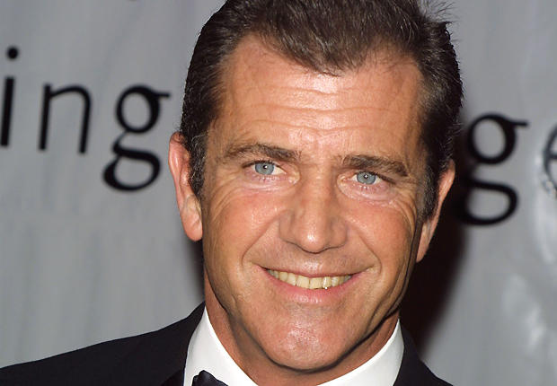 El actor y director Mel Gibson