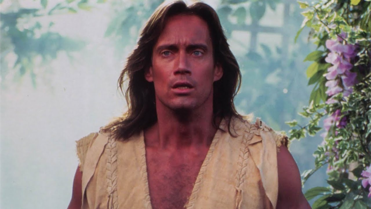 El actor famoso por interpretar a Hercules, Kevin Sorbo gran defensor de la causa pro-vida/youtube