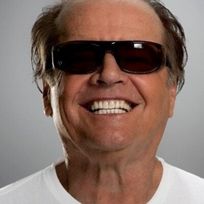 El actor Jack Nicholson/Wikipedia
