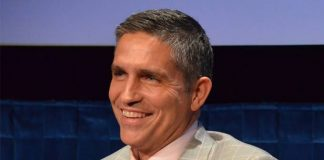Jim Caviezel / Crédito: Flickr de Genevieve (CC-BY-2.0)