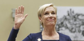 Cecile Richards, presidenta de Planned Parenthood.